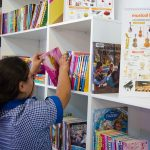 Cecil Road Primary School library launch