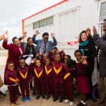 Lukhanyiso Educare Centre classroom launch