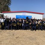 Bhekintuthuko Secondary School classroom launch
