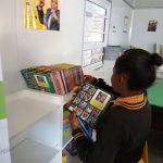 Matseke Primary School Library Launch