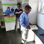 Thopodi Primary School library launch