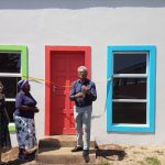 Zenzeleni Crèche Classroom launch Breadline Africa