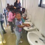 Cebolethu Educare Centre Toilet launch Toilet day breadline Africa