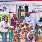 Mbalentle Educare Centre Golden Kids Educare Centre classroom launch Bredaline Africa