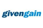 given gain logo